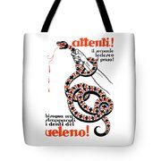 Attention The German Viper Is Taken Tote Bag by War Is Hell Store