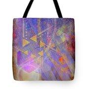 Aurora Aperture Tote Bag by John Robert Beck