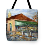 Autumn Coffee Tote Bag by Dianne Parks