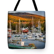 Autumn Gold Tote Bag by Susan Cole Kelly