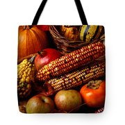 Autumn Harvest  Tote Bag by Garry Gay