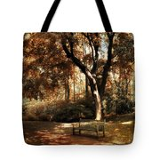 Autumn Repose Tote Bag by Jessica Jenney
