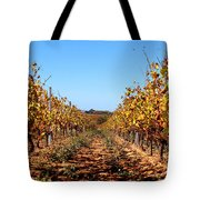 Autumn Vines Tote Bag by K McCoy