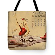 Aviation 1953 Tote Bag by Cinema Photography