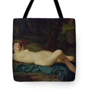 Bacchante Tote Bag by Pierre Honore Hugrel