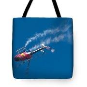 Backflip Tote Bag by Sebastian Musial