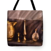 Bar - Ready For A Drink Tote Bag by Mike Savad