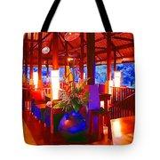 Bar Bedulu Tote Bag by Lanjee Chee
