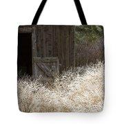 Barn Door Tote Bag by Idaho Scenic Images Linda Lantzy