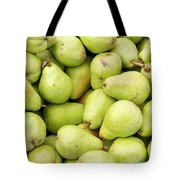Bartlett Pears Tote Bag by John Trax