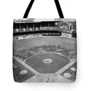 Baseball Game, C1953 Tote Bag by Granger