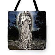Bask In His Glory Tote Bag by Peter Piatt