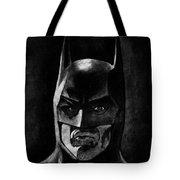Batman Tote Bag by Salman Ravish