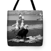 Be Hungry ...  Tote Bag by Juergen Weiss