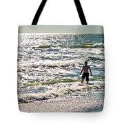 Beach Adventure Tote Bag by Patrick M Lynch