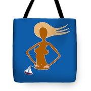 Beach Days Tote Bag by Frank Tschakert