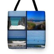 Beach Multiples Tote Bag by Susanne Van Hulst