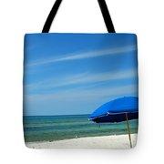 Beach Umbrella Tote Bag by Susanne Van Hulst