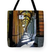Beautiful Old Architecture Tote Bag by Kaye Menner
