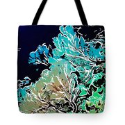 Beautiful Sea Fan Coral 1 Tote Bag by Lanjee Chee