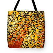 Beautiful soft coral 4 Tote Bag by Lanjee Chee