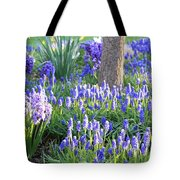 Beautiful Spring Day Tote Bag by Carol Groenen