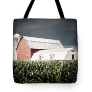 Before The Storm Tote Bag by Lisa Russo