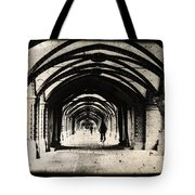 Berlin Arches Tote Bag by Andrew Paranavitana