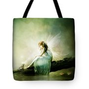 Best Of Friends Tote Bag by Mary Hood