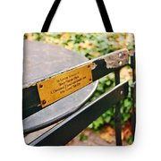 Big Apple Love Tote Bag by JAMART Photography