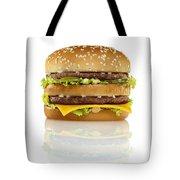 Big Mac Tote Bag by Geoff George