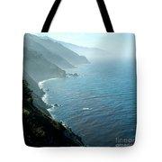 Big Sur Majesty Tote Bag by Charlene Mitchell