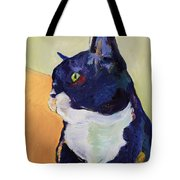 Bird Watcher Tote Bag by Pat Saunders-White