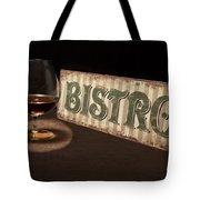 Bistro Still Life I Tote Bag by Tom Mc Nemar