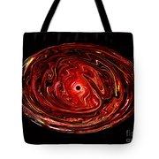 Black Hole Tote Bag by David Lee Thompson