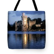 Blackrock Castle, River Lee, Near Cork Tote Bag by The Irish Image Collection