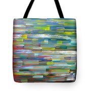 Blindsided Tote Bag by Jacqueline Athmann