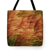 Blowing In The Wind Tote Bag by Gaby Swanson
