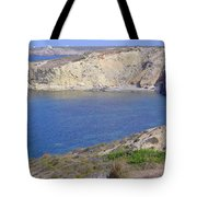 Blue Wonder  Tote Bag by Rod Johnson