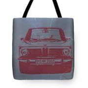 Bmw 2002 Tote Bag by Naxart Studio