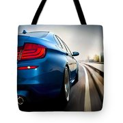 BMW Tote Bag by Lanjee Chee