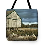Boathouse Tote Bag by John Greim