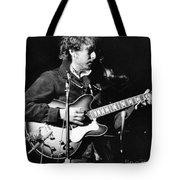 Bob Dylan (1941- ) Tote Bag by Granger