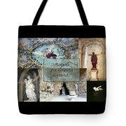 Boboli La Grotta Grande 2 Tote Bag by Ellen Henneke