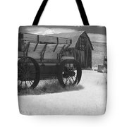 Bodie Ca - Praise The Lord And Pass The Ammunition Tote Bag by Christine Till