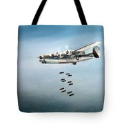 Bombs Away Tote Bag by Marc Stewart