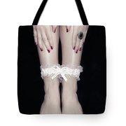 Bonded Legs Tote Bag by Joana Kruse