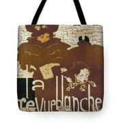 BONNARD REVUE 1894 Tote Bag by Granger