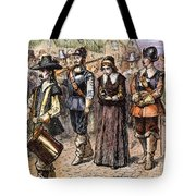 Boston: Mary Dyer, 1660 Tote Bag by Granger