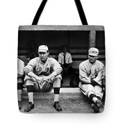 BOSTON RED SOX, c1916 Tote Bag by Granger